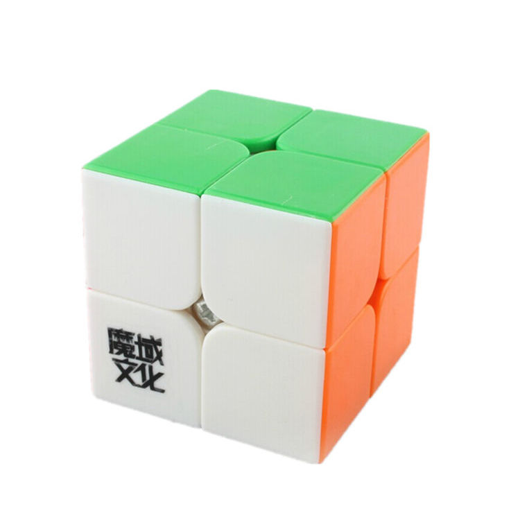 รูบิค Rubik Moyu Yupo 2x2x2 Stickerless Edition