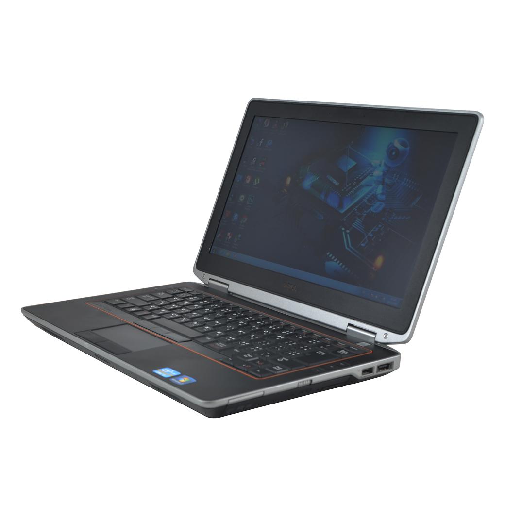 โน๊ตบุ๊คมือสอง Dell Corei3 HD250 RAM 4 จอ13.5