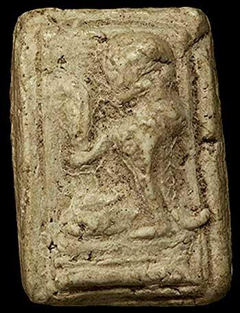 แม่นางกวัก ผงวัดระฆังฯ พิธีอินโดจีน ปี๒๔๘๔ ลพ.สุพจน์ วัดสุทัศน์ฯ
