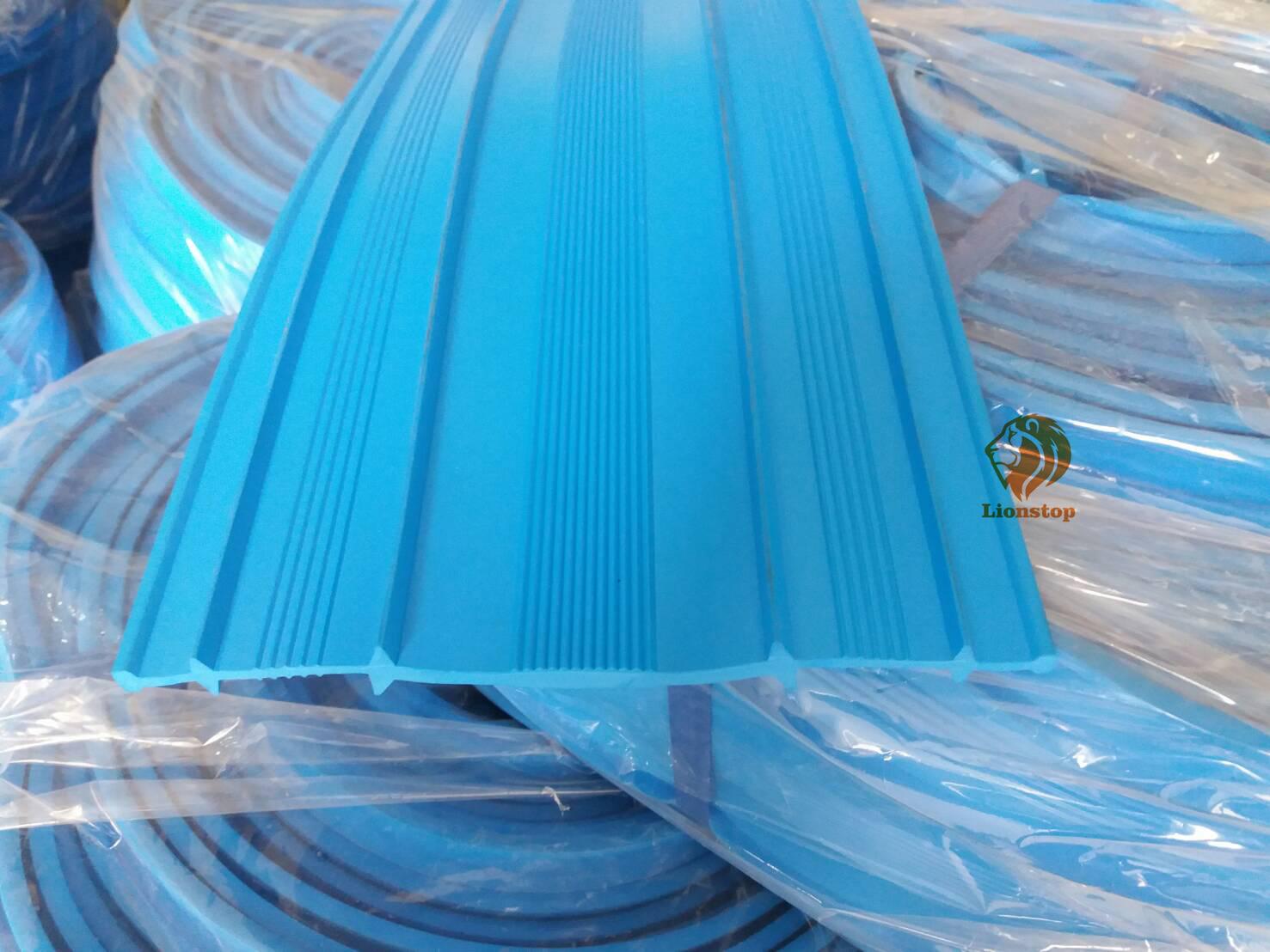 PVC วอเตอร์สต๊อป D8aT ขนาดกว้าง 8 นิ้ว (แบบริบ ไม่มีรูตรงกลาง) มอก.