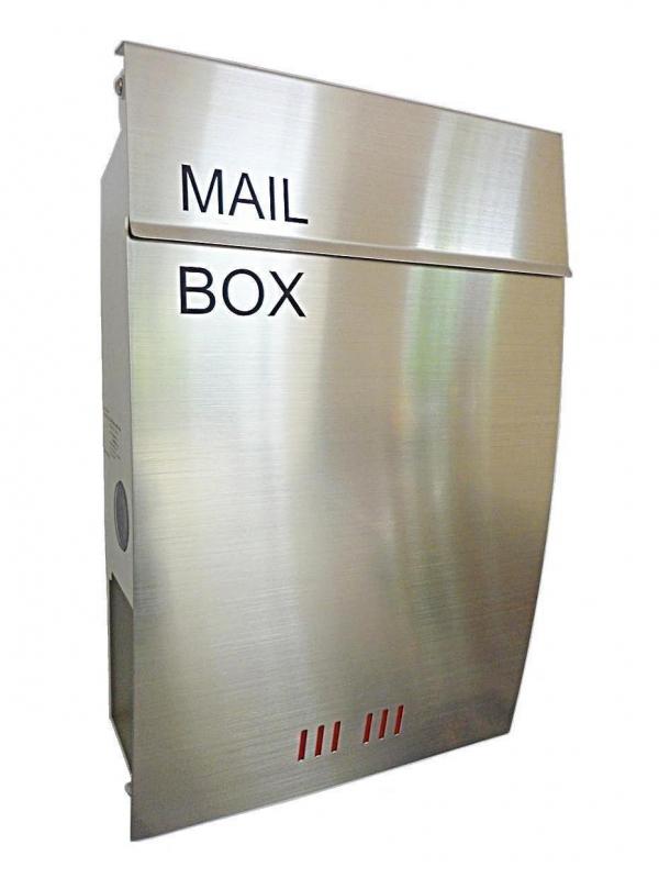 ตู้จดหมายสแตนเลส
