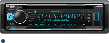 Kenwood KDC-BT600U