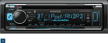 Kenwood KDC-BT600U