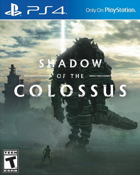 PS4- Shadow of the Colossus