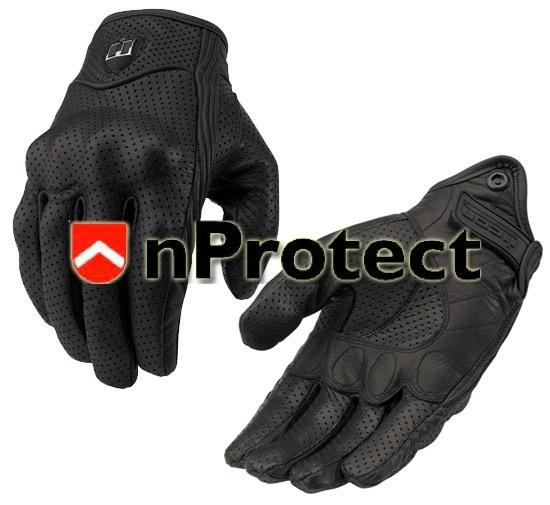 ถุงมือ i-con Pursuit Glove stealth
