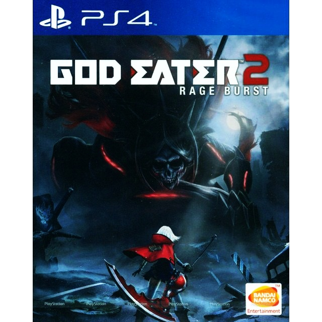PS4: God Eater 2 Rage Burst (Z3) - Eng [ส่งฟรี EMS]