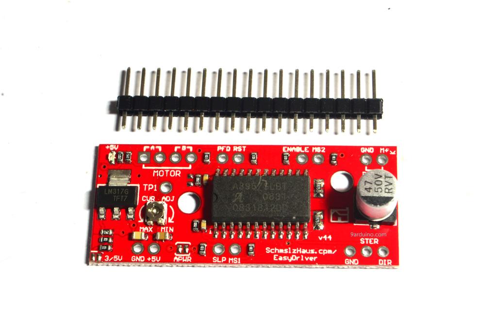 A3967 stepper motor driver module EasyDriver Stepper MotorDriver