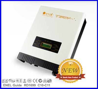 อินเวอร์เตอร์ โซล่าเซลล์ Solar Inverter Omniksol-3.0k-TL2-S PV-Generate Power 3000W เทคโนโลยีจากประเทศเยอรมนี (สินค้า Pre-Order)