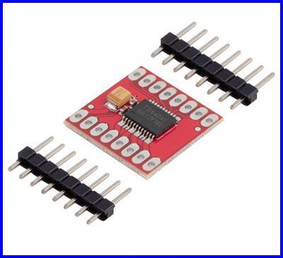 บอร์ดควบคุมสเต็บมอเตอร์ บอร์ดขับสเต็บมอเตอร์ Dual DC Stepper Motor Drive Controller Board Module TB542A1 6612FNG