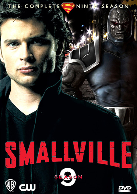 Smallville Season 9 / สมอลวิลล์ ผจญภัยหนุ่มน้อยซูเปอร์แมน ปี 9 / 6 แผ่น DVD (บรรยายไทย)