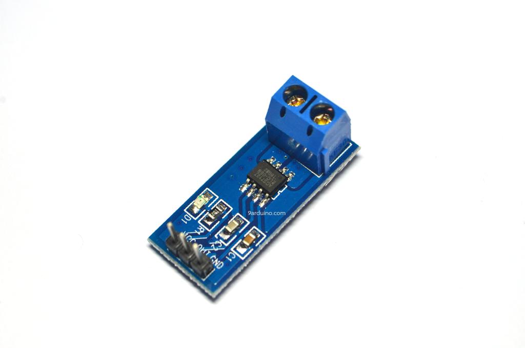 5 A Current Sensor Module (ACS712-05A) วัดกระแส 5แอมป์