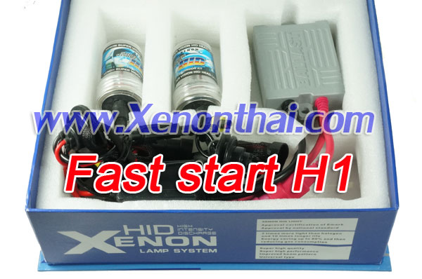 ไฟ xenon kit H1 Fast start Ballast A6