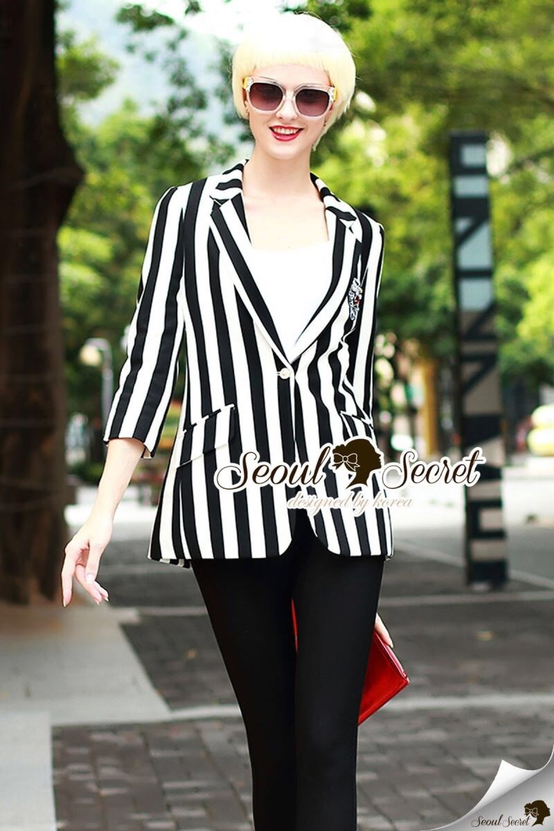 Stripy Chic Outer Suite