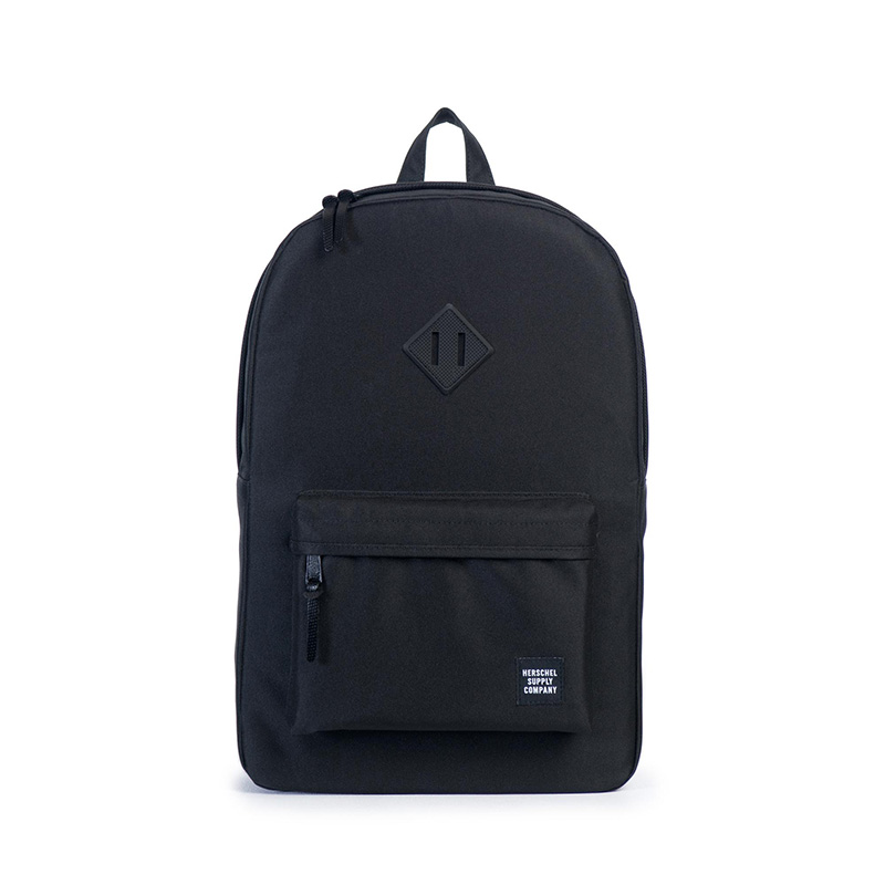 Herschel Heritage Backpack - Black Ballistic