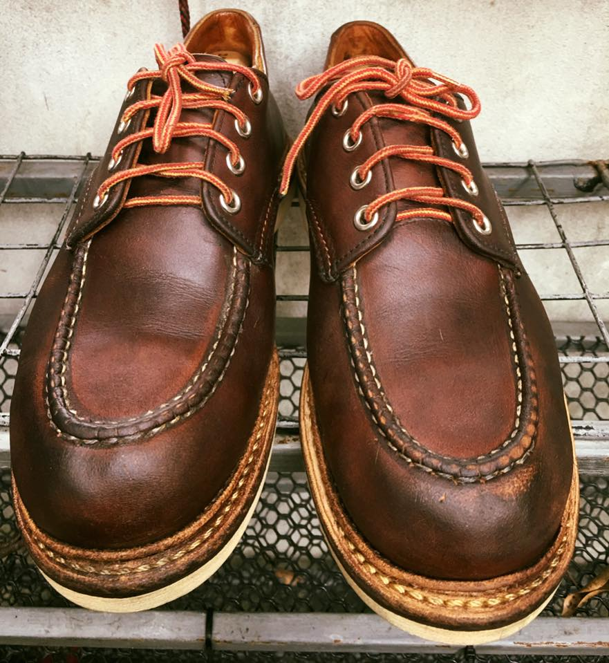 7.RED WING 8109 Oxford size 8D