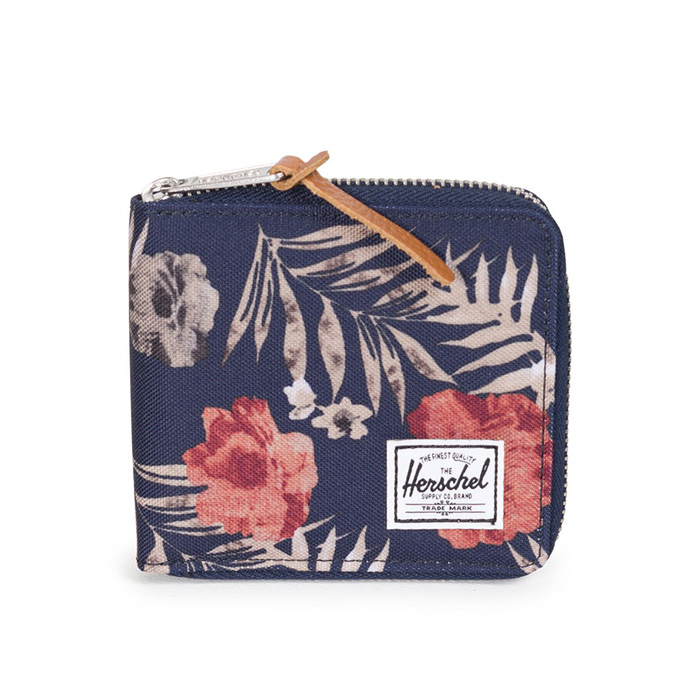 Herschel Walt Wallet - Peacoat Floria