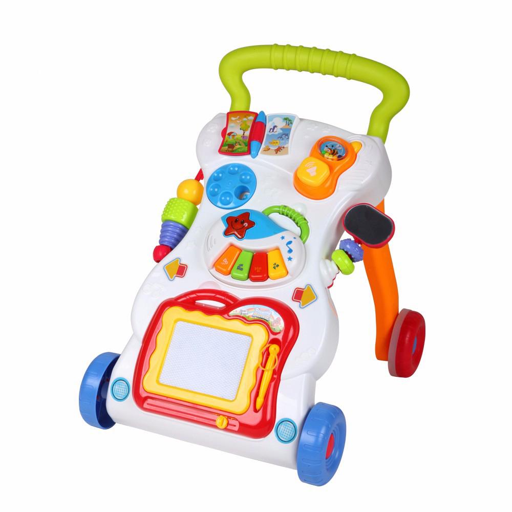 รถผลักเดิน Sit-to-Stand Learning Walker