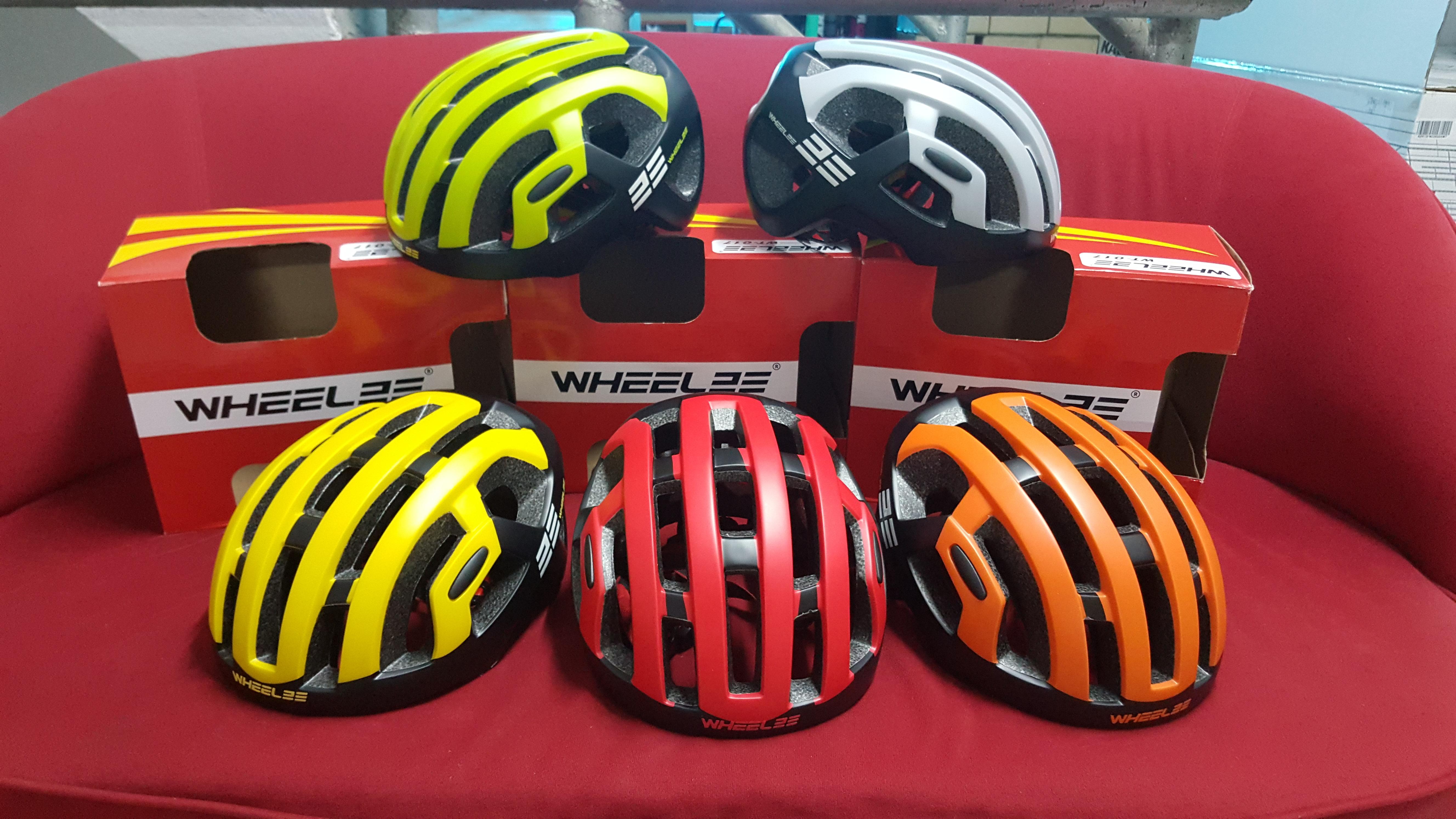 หมวก Wheel23 รุ่น WT-017
