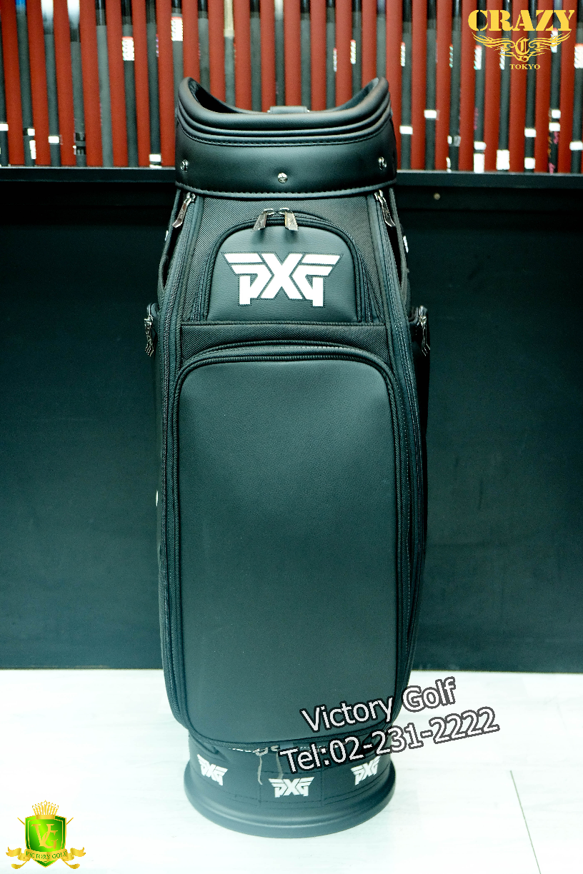 c9ab88abe95 GOLF BAG PXG Black Shadow Staff Bag - วิคตอรี่กอล์ฟ   Inspired by ...