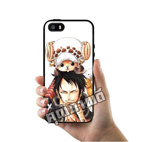 เคสไอโฟน 5 5s SE ช็อปเปอร์ ลอว์ One Piece เคสโทรศัพท์ Apple iPhone #1429