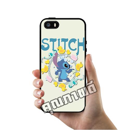 เคส ซัมซุง iPhone 5 5s SE สติช เป็ดเหลือง เคสน่ารักๆ เคสโทรศัพท์ เคสมือถือ #1022
