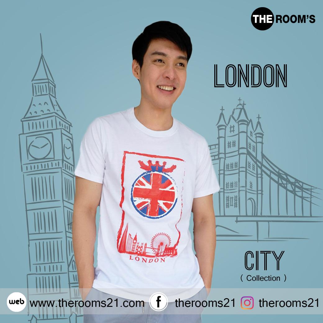เสื้อยืด London