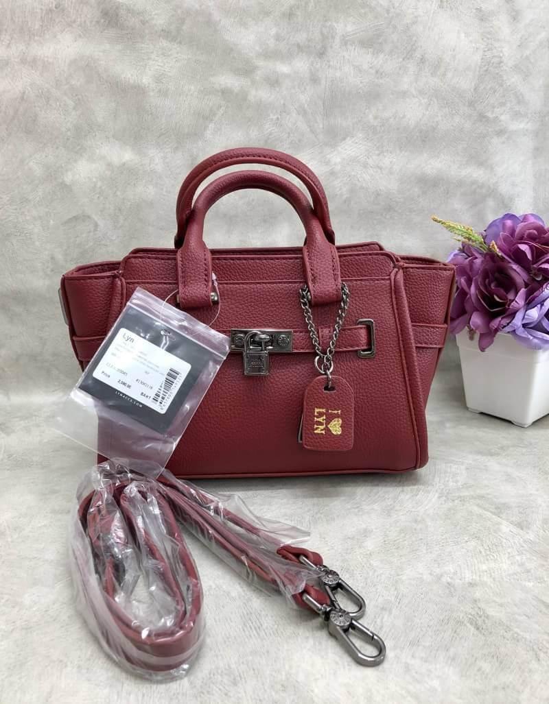 LYN Harmony S Bag *สีแดง
