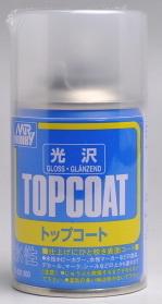 b-501 TopCoat Gloss 88ml.