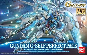 00636HGG-17 1/144 Gundam G-Self (Perfect Pack Equipped) 2500yen