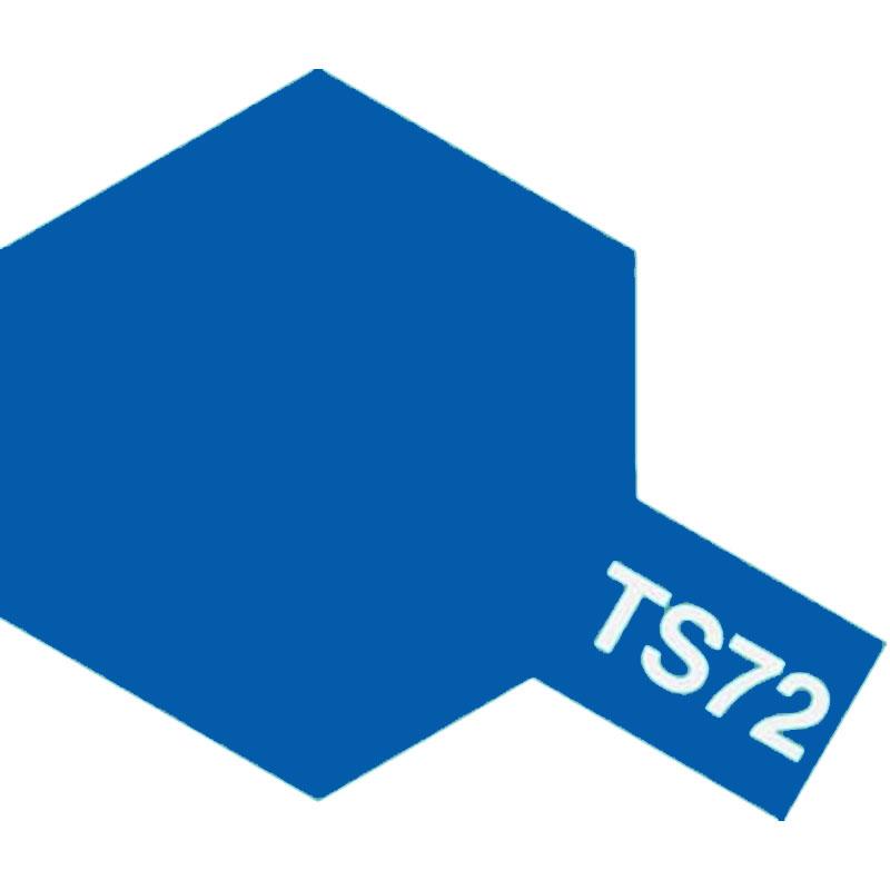 TS-72 Clear blue