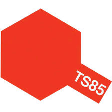 TS-85 Bright mica red