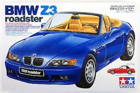 1/24 Bmw Z3 Roadster (Model Car)