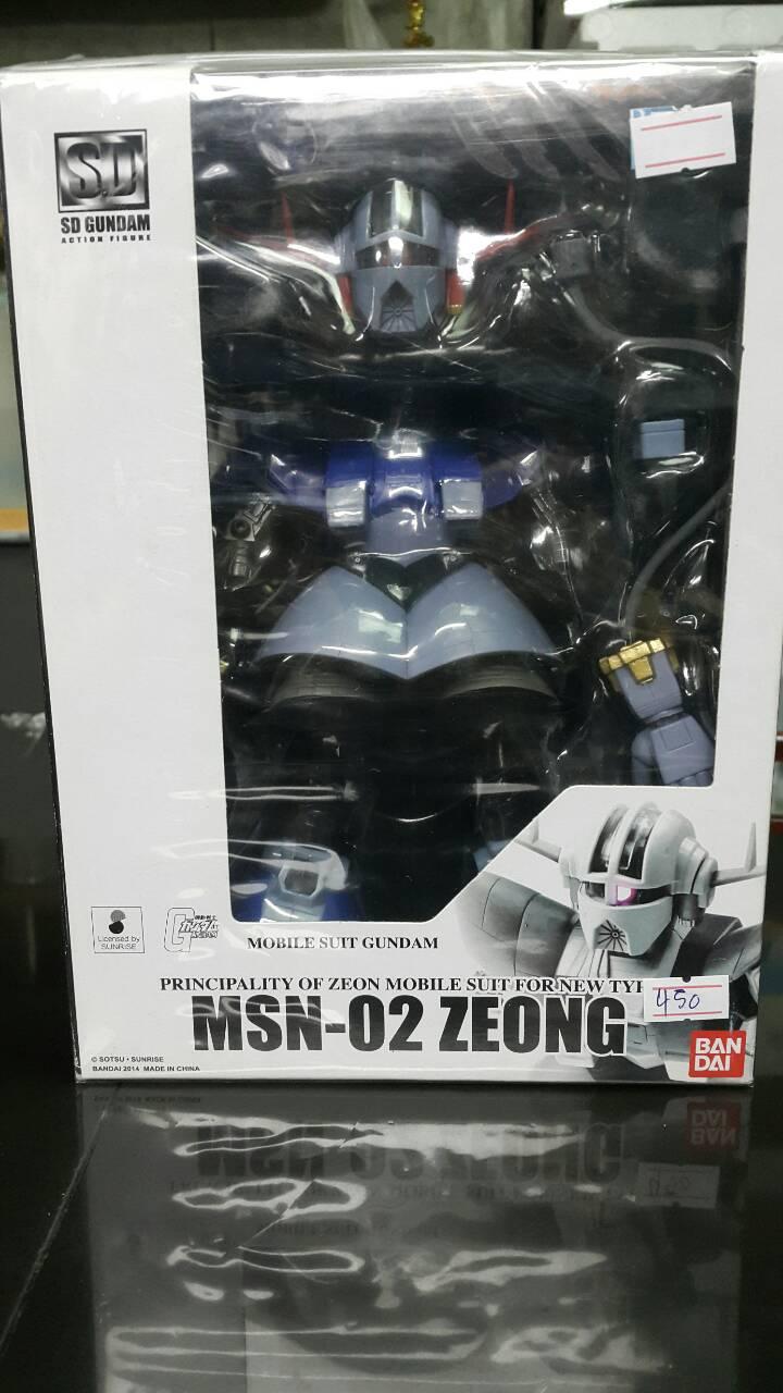 มี1 รอเมล2ยืนยันก่อนโอน )กล่องเก่า sd go msn-02 zeong