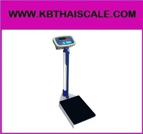 ตาชั่งน้ำหนักคน เครื่องชั่งน้ำหนักบุคคล เครื่องชั่งดิจิตอลพร้อมวัดส่วนสูง พิกัดกำลัง 200kg ละเอียด100g หรือ 0.1kg พร้อมชุดวัดส่วนสูง 70-190cm รุ่น TCS-200A-RT
