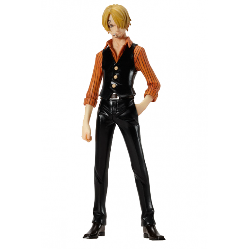 Model SC Sanji figure One piece PVC figure 6""
