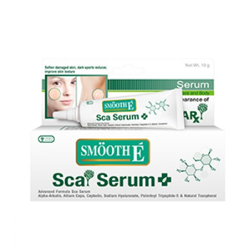 Smooth E Smooth Sca Serum Advanced Formula (Face and Body) 10g