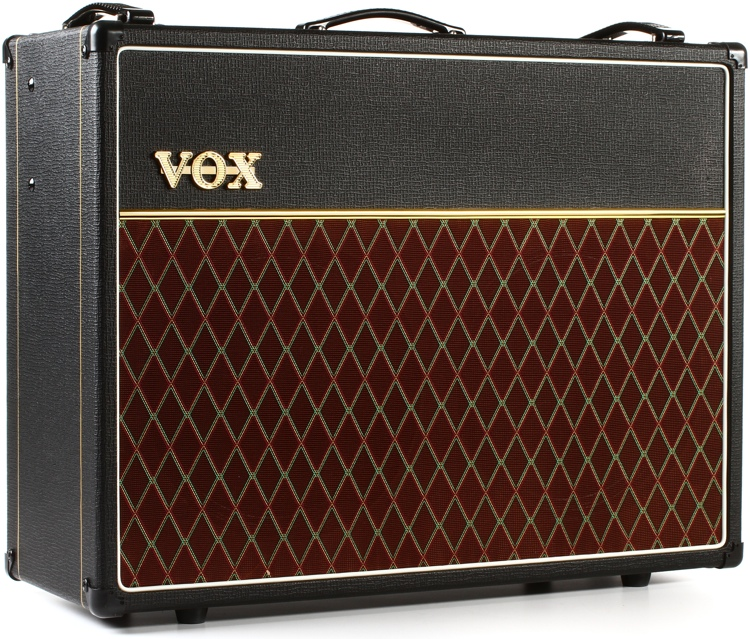 "Vox Custom AC-30C2 30W (12"" x 2 Speaker) Tube Guitar Combo Amp"