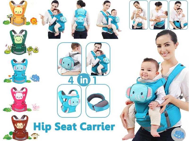 เป้อุ้ม Hip Seat Carrier
