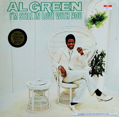 Al Green - I'm Still In Love With You 1Lp N.