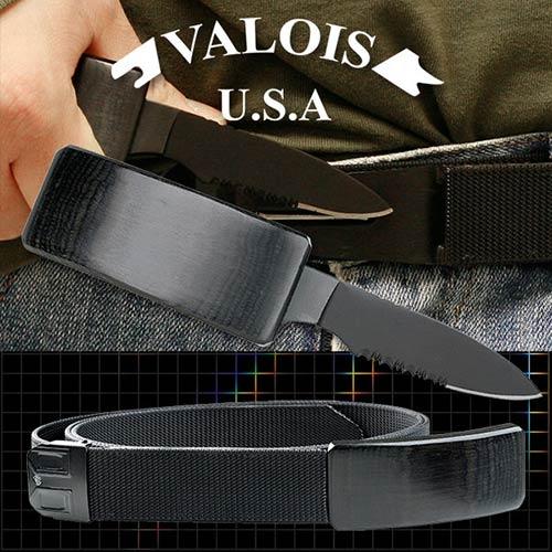 เข็มขัดซ่อนมีดป้องกันตัว MASTER U.S.A.
