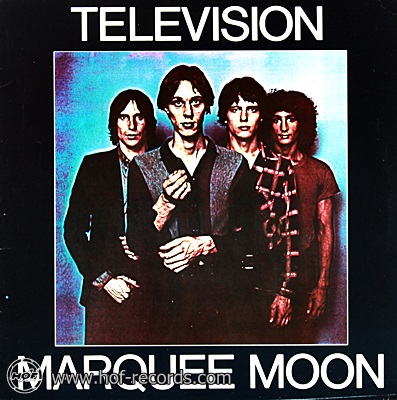 Televison - Marquee Moon 1977 1lp