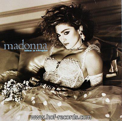 Madonna - Like A Virgin 1984 1lp