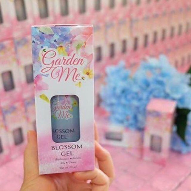 Garden me Blossom Gel เจลน้ำดอกไม้ ราคาปลีก 300 บาท / ราคาส่ง 240 บาท