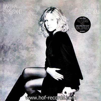 Barbra Streisand - Till Loved You 1988 1lp