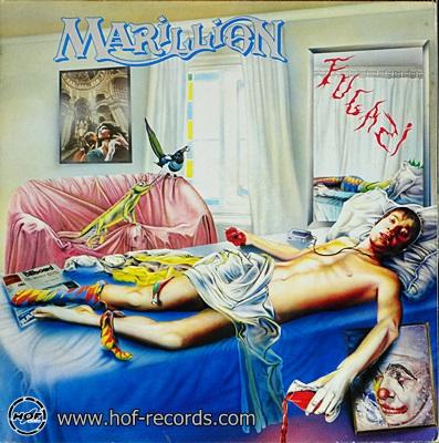 Marillion - Fugazi 1984 1lp