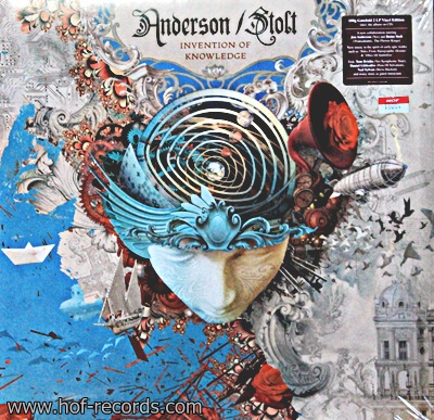 Anderson / Stolt - Invention Enowledge 2Lp N.