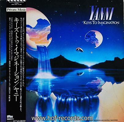 Yanni - Keys To Imagination 1986