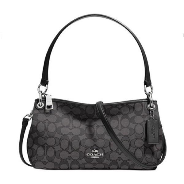 กระเป๋า COACH Charley Signature Convertible Crossbody F36380