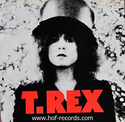 T.Rex - The Slider 1972 1lp