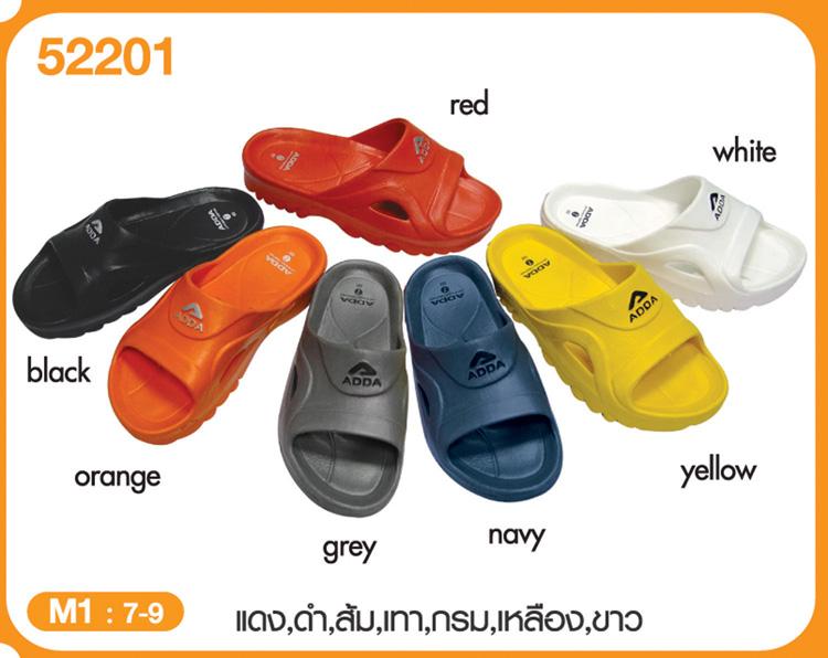 รองเท้าแตะ ADDA ไฟล่อน รหัส 52201 เบอร์ 4-9 สำเนา